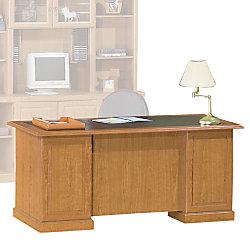 Sauder Heritage Hill Executive Desk 65 12 Wide Bethel