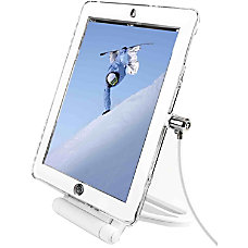 iPad Lockable Case Bundle With Security