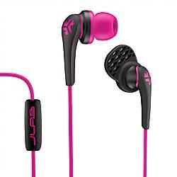 JLab Core Custom Fit Earbuds Pink