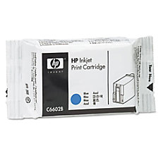 HP Blue Thermal Ink Cartridge Inkjet