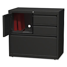 Lorell Personal Storage Center Lateral File