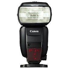 Canon Speedlite Flash Lineup