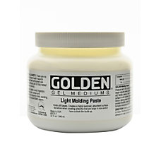 Golden Molding Paste Light 32 Oz