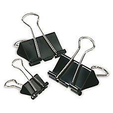 Office Depot Brand Binder Clips Small