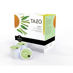 Starbucks Pods Tazo Zen Green Tea