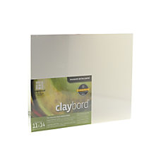 Ampersand Cradled Claybord 18 x 24