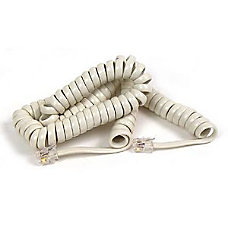 Belkin 12 Handset Cord Ivory