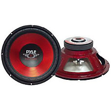 Pyle PLW 12RD Woofer 800 W