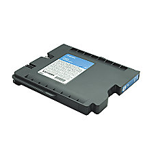 Ricoh 405533 Cyan Ink Cartridge
