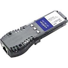AddOn Brocade E1G TX Compatible TAA