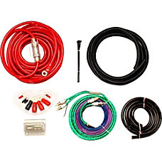 Pyle 4 Gauge Amplifier Installation Kit