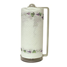 Spectrum Paper Towel Holder Clear