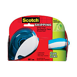 Scotch Sure Start Shipping Tape Dispenser