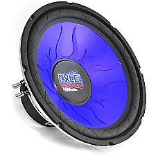 Pyle Blue Wave PL1590BL Woofer 1400