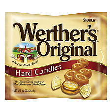 Werthers Original Hard Candies 10 Oz