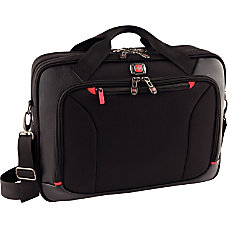 Highwire Briefcase With TableteReader Pocket For