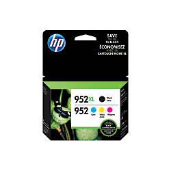 HP 952XL High Yield Black And