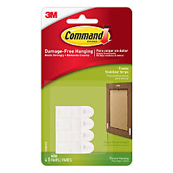 Command Stay Straight Picture Hanging Strip