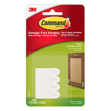 3M Command Damage Free Frame Stabilizer