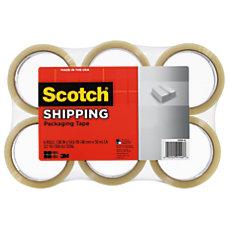 Scotch Lightweight Packaging Tape 1 78