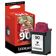 Lexmark 12A1990 Photo Ink Cartridge