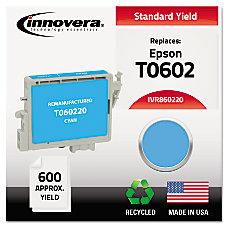 Innovera IVR860220 Epson T060220 Remanufactured Cyan