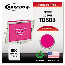 Innovera IVR860320 Epson T060320 Remanufactured Magenta