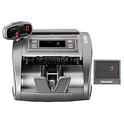 STEELMASTER 4820 Advanced Currency Counter 11