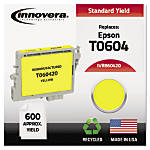 Innovera IVR860420 Epson T060420 Remanufactured Yellow