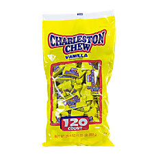 Charleston Chew Snack Size Candies Vanilla