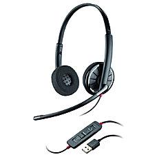 Plantronics Blackwire C320 M Headset