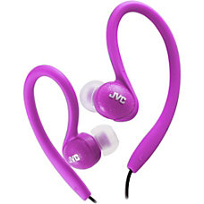 JVC Sports Ear Clip Headphones