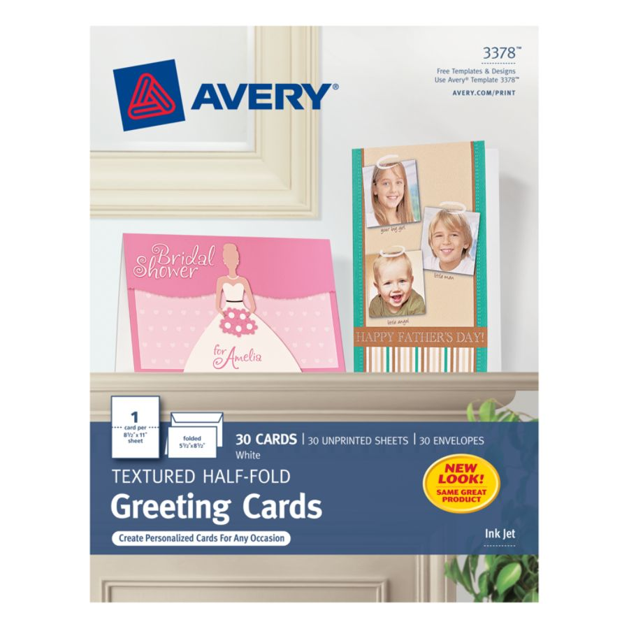 Greeting Note Cards At Office Depot, Wedding Invitations