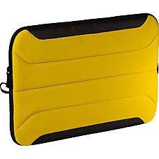 Targus 102 Zamba Netbook Sleeve Yellow