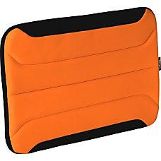 Targus 102 Zamba Netbook Sleeve Orange