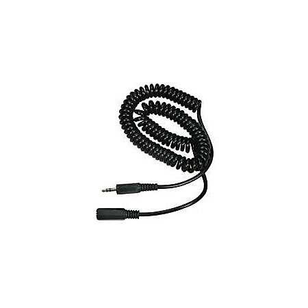 Steren Stereo Coiled Audio Extension Cable