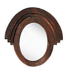 PTM Images Framed Mirror Western 22