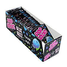 Pop Rocks Blue Raspberry Box Of