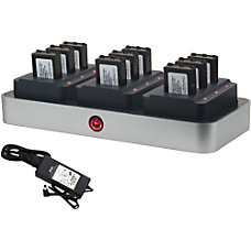 zCover SK220U3B Multi Bay Battery Charger