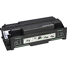 Ricoh 406628 Toner Cartridge Black