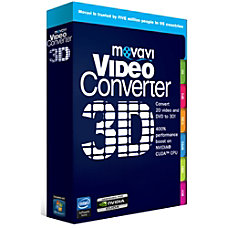 Movavi Video Converter 3D 20 Personal