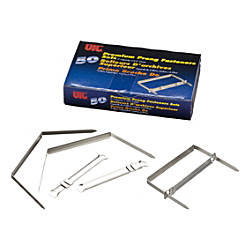 Officemate Premium Prong Fasteners 5 38