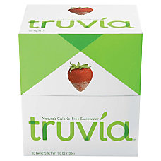 Truvia Natural Sweetener Pack Of 80