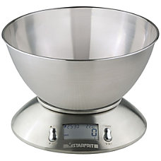 Starfrit 11lb Capacity Digital Scale