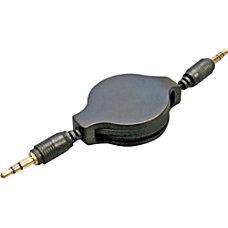 Steren BL 265 555BK Audio Cable