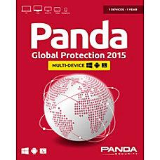 Panda Security Global Protection 2015 1
