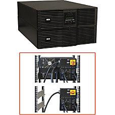 Tripp Lite SmartOnline 10000VA Rack mountableTower