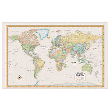 Rand McNally Classic Edition Wall Map
