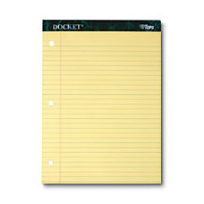 TOPS Docket Perforated Writing Tablets 3