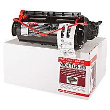 MicroMICR TLN 760 Lexmark 12A5745 Black